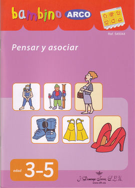PENSAR ASOCIAR 3-5 AÑOS