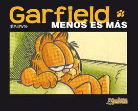 GARFIELD, MENOS ES MÁS