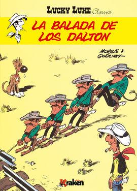LUCKY LUKE. LA BALADA DE LOS DALTON