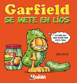 GARFIELD SE METE EN LÍOS