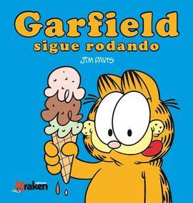 GARFIELD SIGUE RODANDO