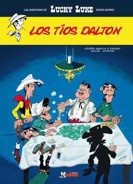 LUCKY LUKE. LOS TÍOS DALTON