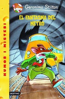 12- EL FANTASMA DEL METRO