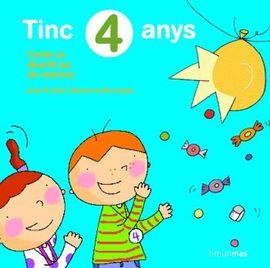 TINC 4 ANYS