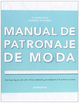 MANUAL DE PATRONAJE DE MODA