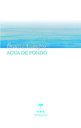 AGUA DE FONDO