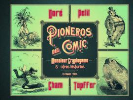 LOS PIONEROS DEL CÓMIC