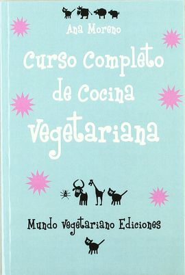 CURSO COMPLETO DE COCINA VEGETARIANA