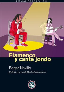 FLAMENCO Y CANTE JONDO
