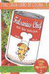 COCINA PARA IMPOSTORES 2. FALSARIUS CHEF EN SU SALSA