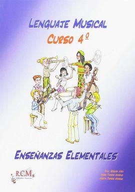 LENGUAJE MUSICAL, 4 ENSEÑANZAS ELEMENTALES
