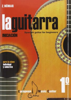 LA GUITARRA - INICIACION