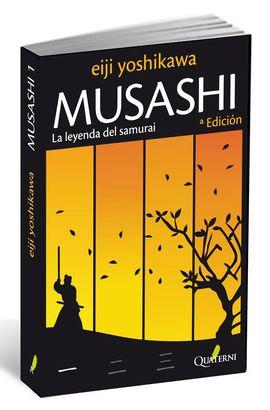 MUSASHI 1. LA LEYENDA DEL SAMURÁI