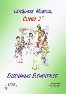 LENGUAJE MUSICAL, GRADO ELEMENTAL, 2º ESO