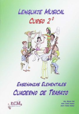 LENGUAJE MUSICAL, GRADO ELEMENTAL, 2º ESO. CUADERNO DE TRABAJO