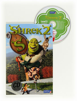 SHREK 2. READERS LEVEL 2