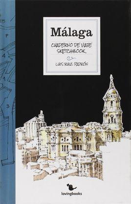 MÁLAGA CUADERNO DE VIAJE. TRAVELOGUE BOOK