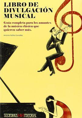 LIBRO DE DIVULGACIÓN MUSICAL
