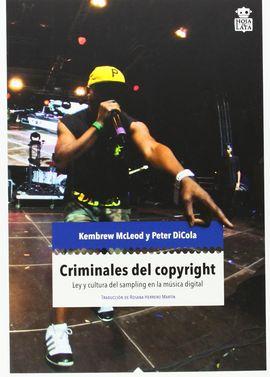 CRIMINALES DEL COPYRIGHT