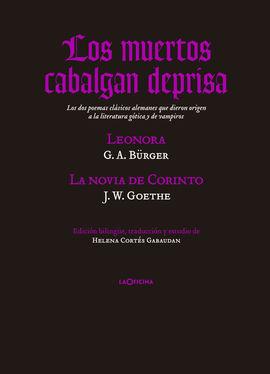 LOS MUERTOS CABALGAN DEPRISA