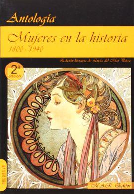 MUJERES EN LA HISTORIA (1) 1800-1940