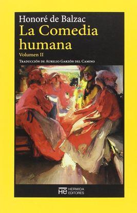 LA COMEDIA HUMANA. VOLUMEN II