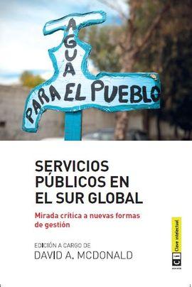 SERVICIOS PÚBLICOS EN EL SUR GLOBAL