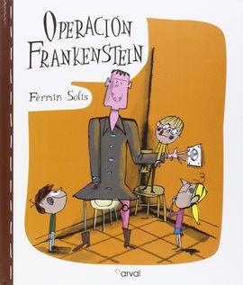 OPERACIÓN FRANKENSTEIN