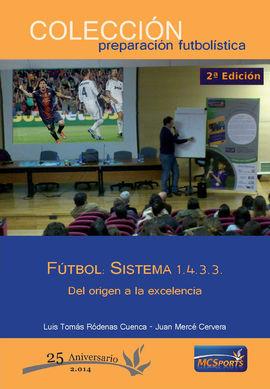 FÚTBOL: SISTEMA 1.4.3.3.