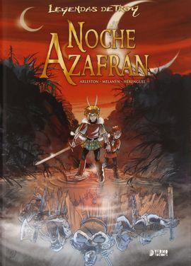 LEYENDAS DE TROY: NOCHE AZAFRÁN