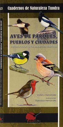 AVES DE PARQUES, PUEBLOS Y CIUDADES