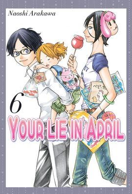 YOUR LIE IN APRIL 6