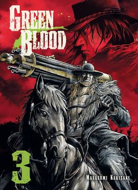 GREEN BLOOD 3
