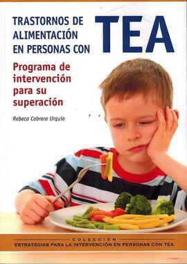 TRASTORNOS DE ALIMENTACION EN PERSONAS CON TEA