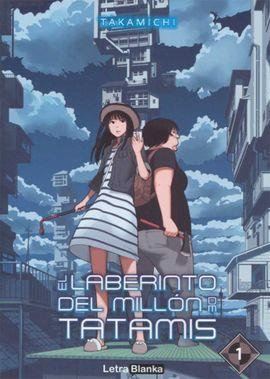 EL LABERINTO DEL MILLÓN DE TATAMIS 1