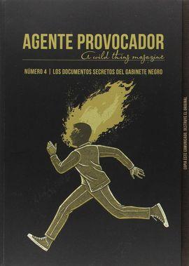 AGENTE PROVOCADOR (A WILD THING MAGAZINE) Nº4