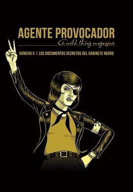 AGENTE PROVOCADOR (A WILD THING MAGAZINE) Nº5
