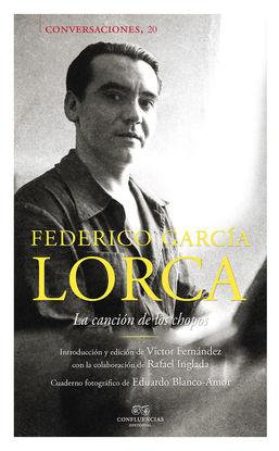 CONVERSACIONES CON FEDERICO GARCÍA LORCA