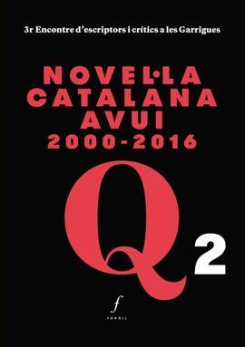 NOVEL·LA CATALANA AVUI 2000-2016