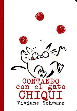 CONTANDO CON EL GATO CHIQUI
