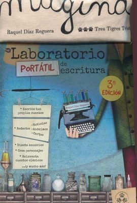 LABORATORIO PORTÁTIL DE ESCRITURA CON BOLSA DE TELA