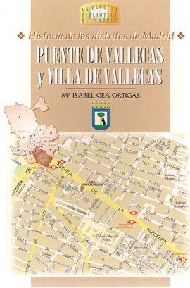 HISTORIA DE LOS DISTRITOS DE MADRID
