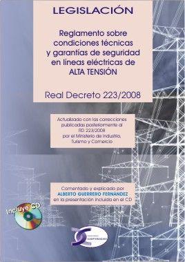 REGLAMENTO DE ALTA TENSIÓN