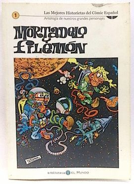 EL CACAO ESPACIAL (MORTADELO Y FILEMÓN)