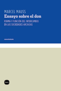 ENSAYO SOBRE EL DON