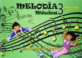 CUADERNO MUSICA 3ºEP MEC MELODIA 14