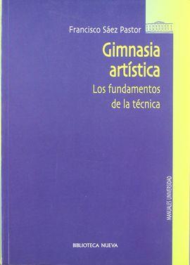 GIMNASIA ARTÍSTICA