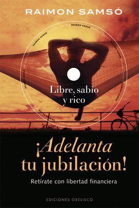ADELANTA TU JUBILACIÓN + DVD