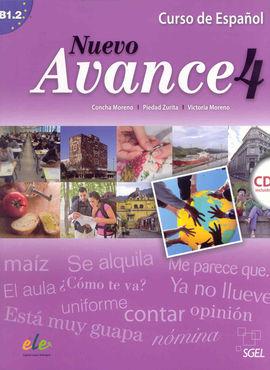 NUEVO AVANCE 3 EJERCICIOS + CD