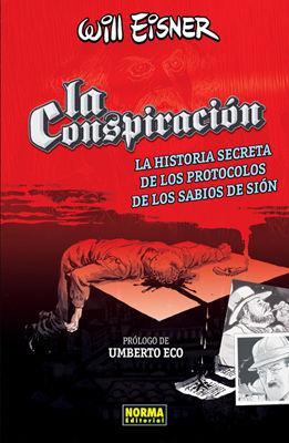 LA CONSPIRACION (COL. EISNER 15)